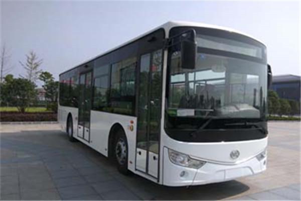 安凯HFF6100G03CHEV23插电式公交车(NG/电混动国五18-36座)