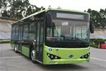 比亚迪BYD6101LGEV3公交车(纯电动20-39座)
