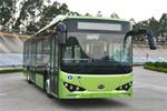 比亚迪BYD6101LGEV5公交车(纯电动20-39座)