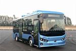 比亚迪BYD6850HZEV2公交车(纯电动13-25座)