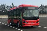 比亚迪BYD6810HZEV11公交车(纯电动13-25座)