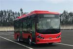 比亚迪BYD6810HZEV7公交车(纯电动13-24座)