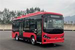 比亚迪BYD6810HZEV5公交车(纯电动13-24座)