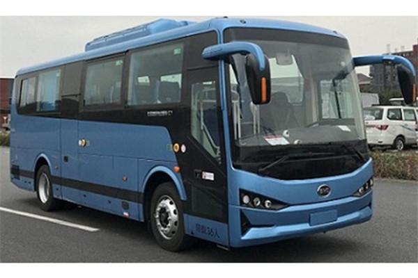 比亚迪BYD6900HLEV2客车(纯电动24-38座)
