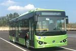 比亚迪BYD6101LGEV12公交车(纯电动20-39座)