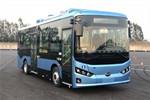 比亚迪BYD6850NHZEV公交车(纯电动13-25座)