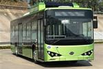 比亚迪BYD6122LGEV2低入口公交车(纯电动23-44座)