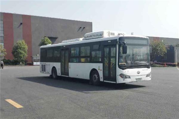 百路佳JXK6127BPHEVN公交车(插电式NG/电混动国五19-39座)