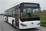 百路佳JXK6103BEV低入口公交车(纯电动19-33座)