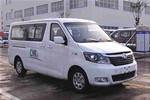 长安SC6520CC5CNG轻客(汽油/CNG两用燃料国五5-9座)