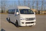 福田图雅诺BJ6539B1DVA-V1轻型客车(汽油国五10座)