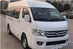 福田图雅诺BJ6539B1DXA-E1轻型客车(汽油国六10座)