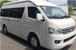 福田图雅诺BJ6549B1DXA-E2轻型客车(汽油国六10-14座)