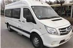福田图雅诺BJ6608B1DBA-V1轻型客车(柴油国五10-14座)