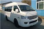 福田图雅诺BJ6489B1PVA-C5轻型客车(汽油国五10座)