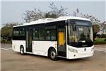 福田欧辉BJ6851EVCA-30公交车(纯电动16-29座)