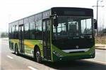 东风超龙EQ6105CTBEV5公交车(纯电动21-40座)