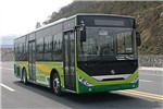 东风超龙EQ6105CTBEV6公交车(纯电动21-40座)