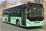 东风超龙EQ6105CTBEV7公交车(纯电动21-40座)