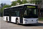 福田欧辉BJ6105CHEVCA-15插电式公交车(天然气/电混动国六18-36座)