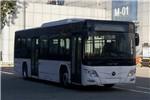 福田欧辉BJ6105EVCA-41公交车(纯电动18-39座)