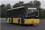 福田欧辉BJ6123CHEVCA-7插电式公交车(天然气/电混动国五21-41座)