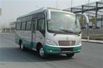 东风超龙EQ6607CTV1公交车(柴油国五11-18座)