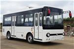东风超龙EQ6651CACBEV公交车(纯电动10-19座)