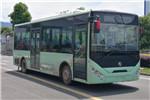 东风超龙EQ6810CTBEV4公交车(纯电动15-29座)