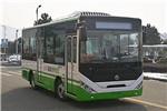 东风超龙EQ6671CTBEV公交车(纯电动11-23座)