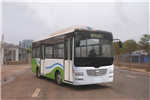 东风超龙EQ6730PCN50公交车(天然气国五19-31座)