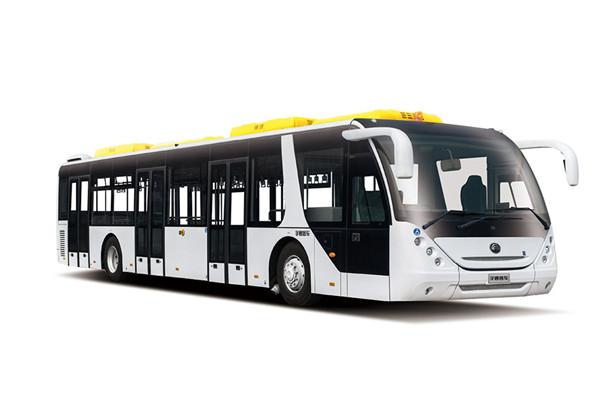 宇通ZK6140BEVBD机场摆渡车(纯电动10-11座)