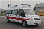 宇通ZK5041XJH5救护车(柴油国五4-9座)