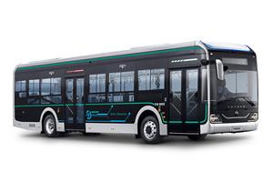 宇通U12公交车