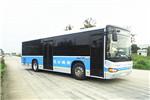 海格KLQ6109GAE5公交车(柴油国五24-39座)