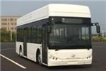海格KLQ6109GAFCEV公交车(氢燃料电池21-40座)