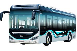 海格蔚蓝A10系列KLQ6106公交车