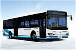 海格KLQ6129GAHEVC6K插电式公交车(NG/电混动国六24-42座)