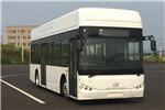 海格KLQ6109GAFCEV2公交车(氢燃料电池21-40座)