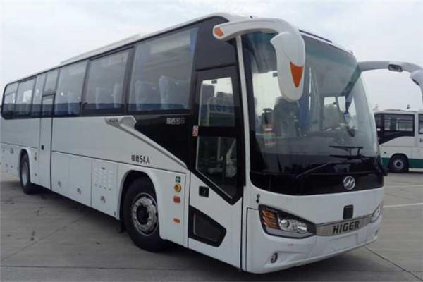 海格KLQ6121HZEV1N1客车(纯电动24-54座)