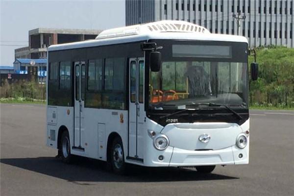 海格KLQ6605GEVN1公交车(纯电动10-17座)