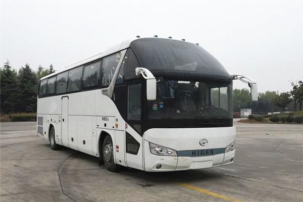 海格KLQ6122BAE61客车(柴油国六24-56座)
