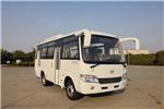 海格KLQ6669GC6公交车(天然气国六10-23座)