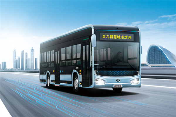 金龙XMQ6125AGBEVL公交车(纯电动22-42座)