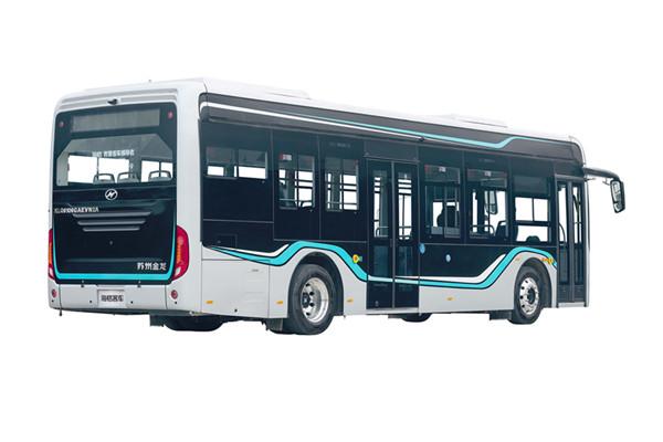 海格KLQ6106GAEVN6公交车(纯电动21-34座)