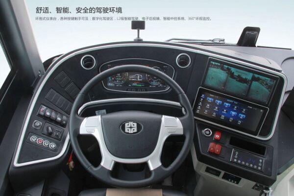 中通LCK6106EVGA2公交车(纯电动20-38座)