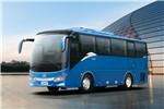 金龙XMQ6821CGBEVL5公交车(纯电动24-36座)