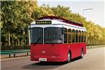 金龙XMQ6105AGBEVM公交车(纯电动19-41座)