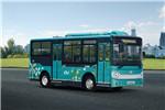 金龙XMQ6650AGBEVL公交车(纯电动10-17座)