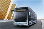 金龙XMQ6105AGBEVL1低地板公交车(纯电动19-33座)